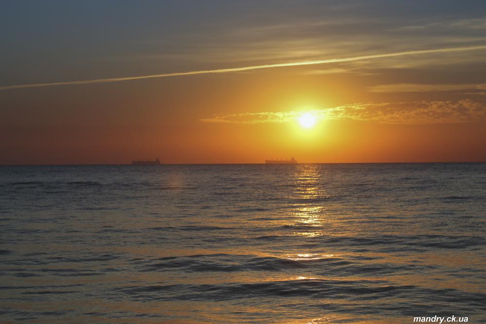 Одеса: море