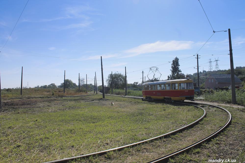 Трамвай на Хаджибейський лиман