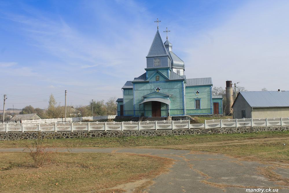 Орловець церква