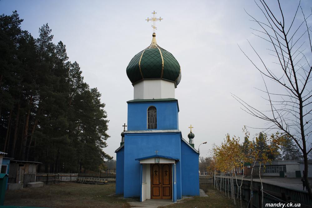 Думанці церква