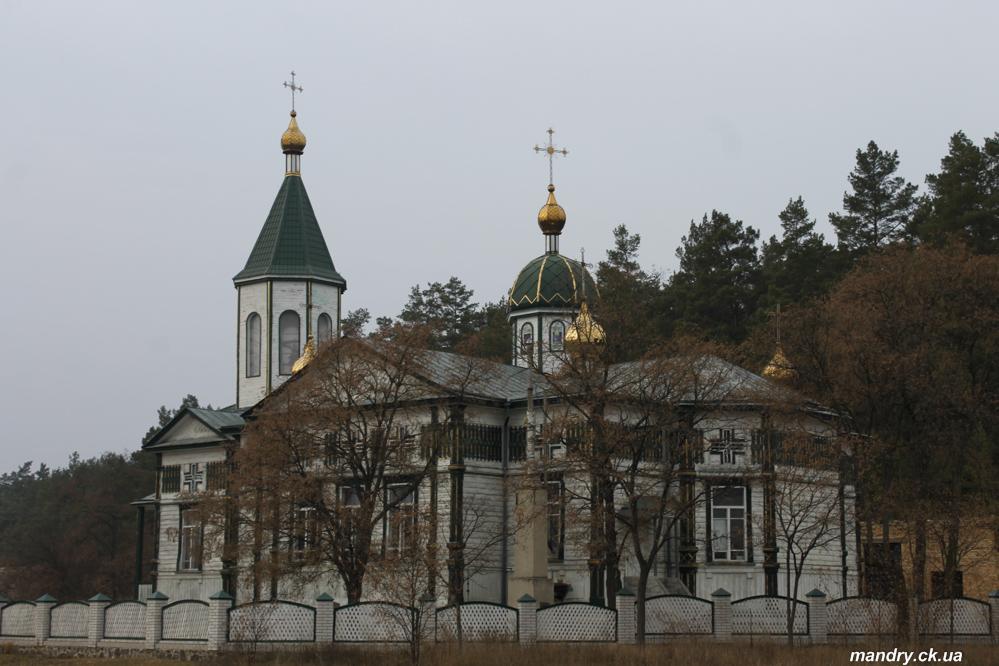 Нечаївка церква