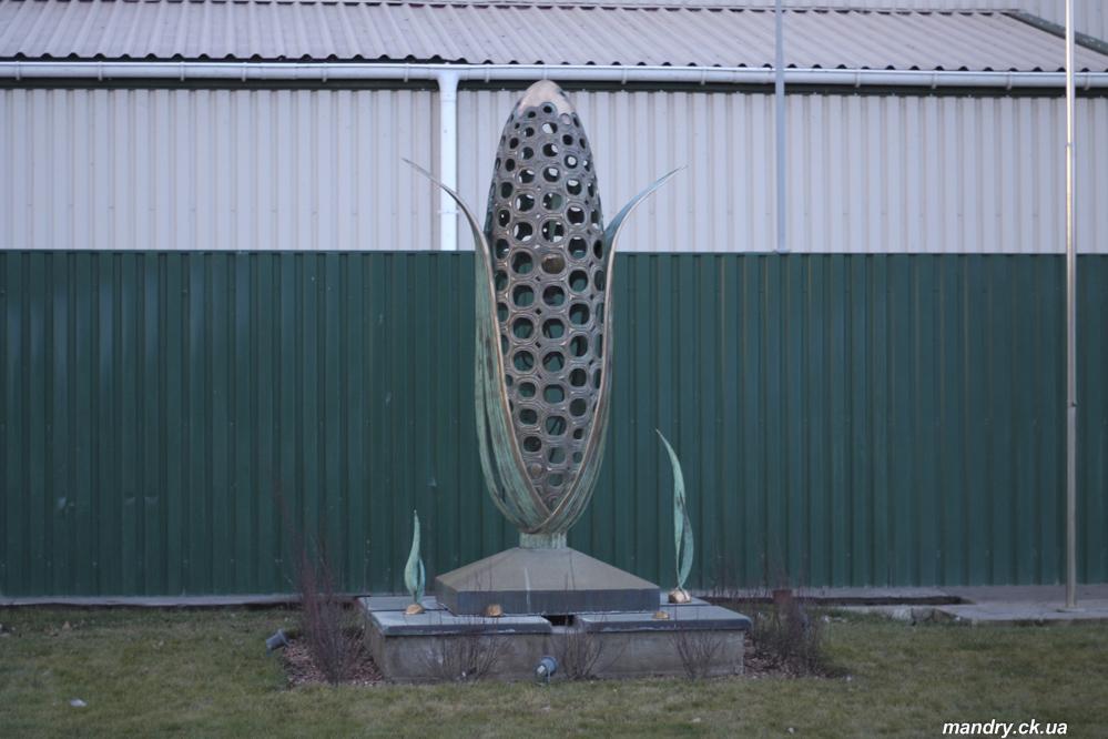 Пам'ятник кукурудзі