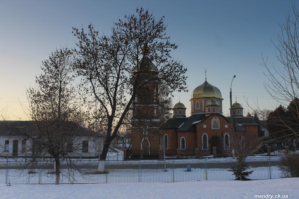 Свято-Покровський храм Вільшана