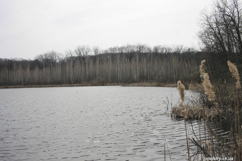 озеро Берестоватое