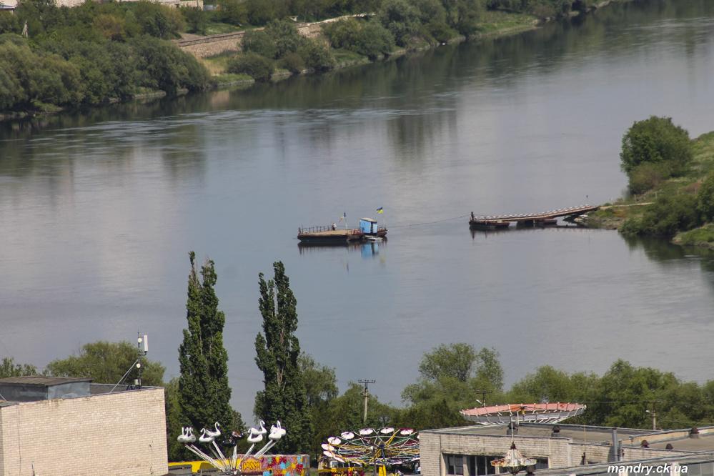 паром Цекинівка - Сороки