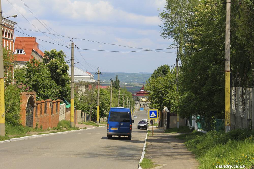 циганська гора Сороки