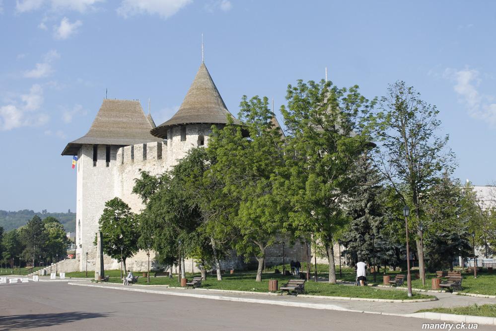 Фортеця Сороки