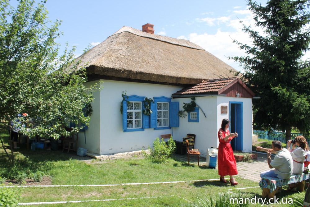 державний літературно-меморіальний музей-садиба Олеся Гончара