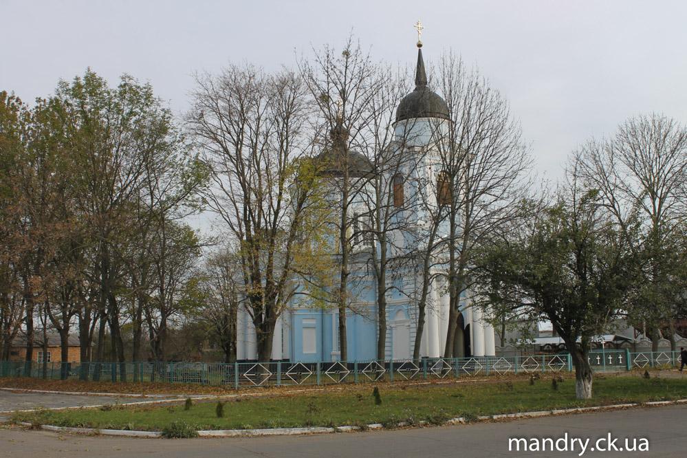 Вознесенська церква 1818 року село Матусів