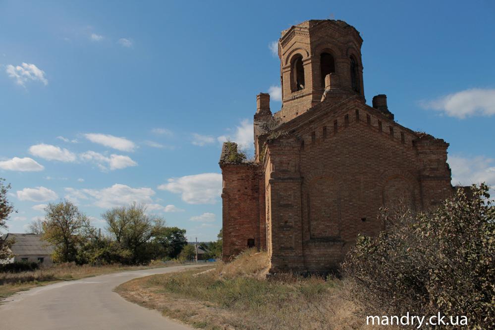 Світлопіль церква
