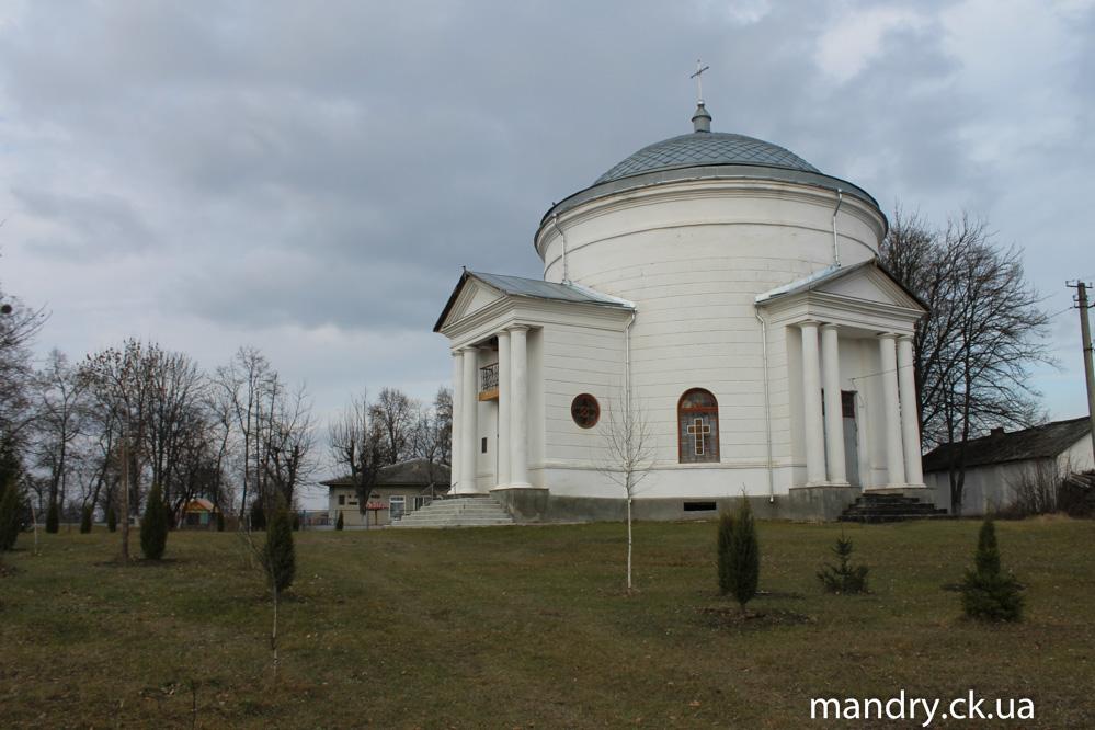 Лебедівка Кам'янський район церква