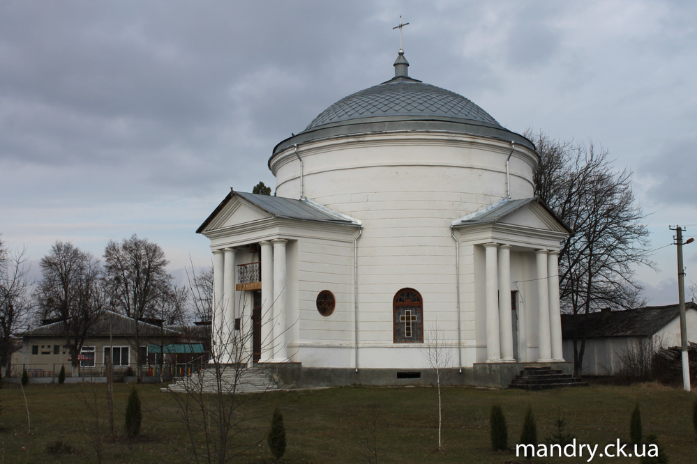Церква ротонда