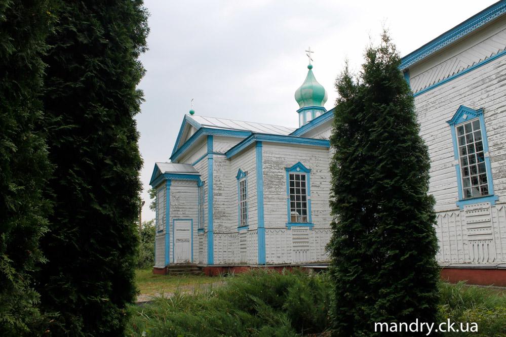 Свято - Іллінська церква 1709 року Прохорівка