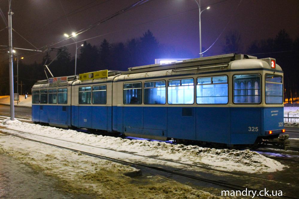 Вінницький трамвай Be 4/6 Mirage