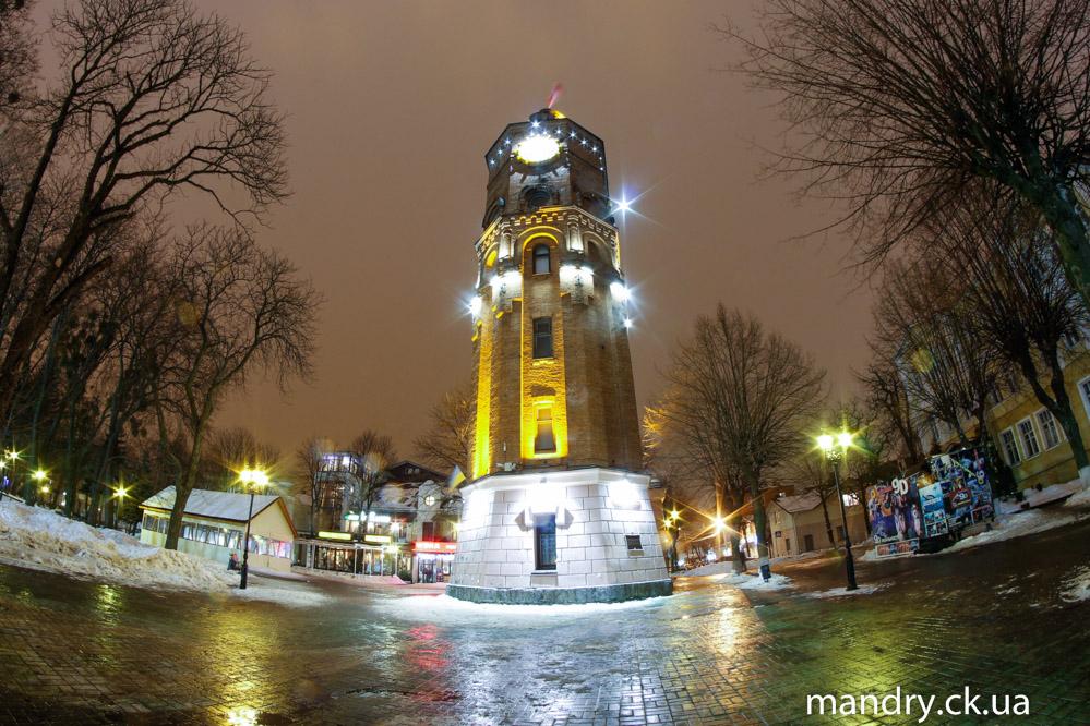 Вінниця водонапірна вежа