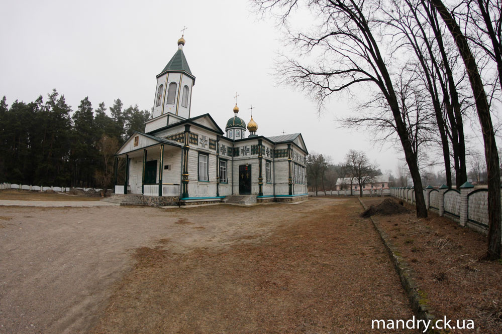 церква в Нечаївці