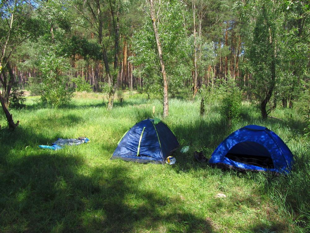 палатка з АТБ