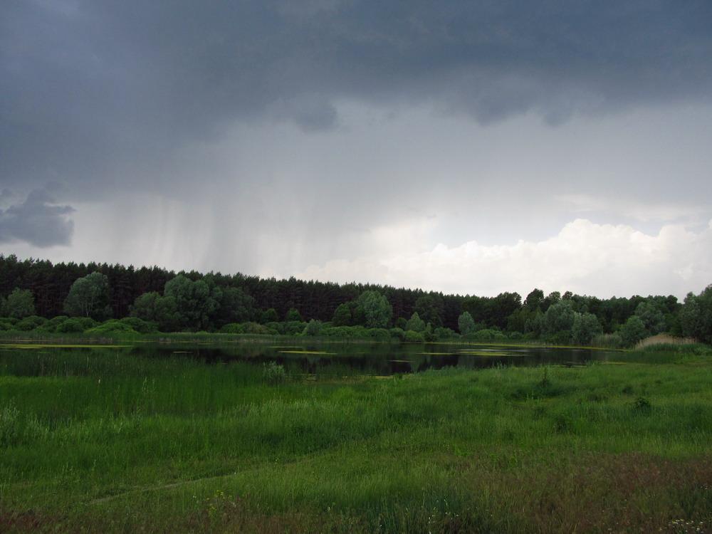 Озеро в Крутьках