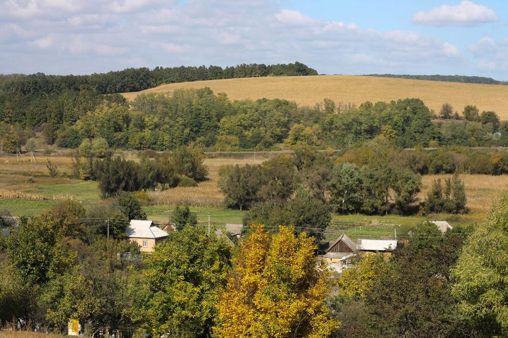 Млин у селі Теклине