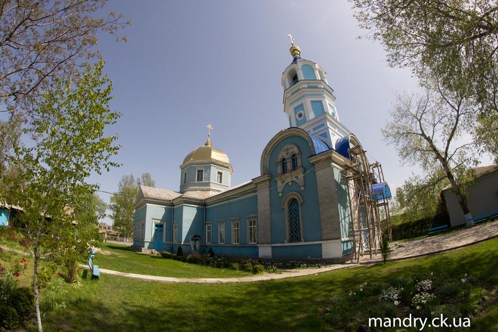 Кілія церква