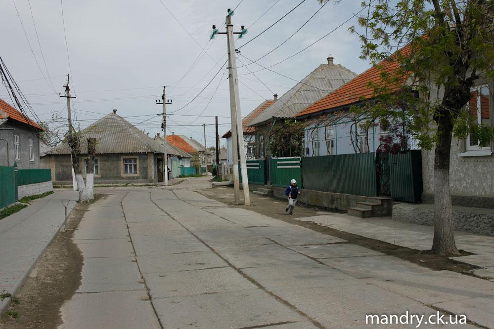 Вилкове: вулиці