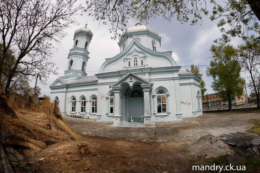 старообрядницька церква Вилкове