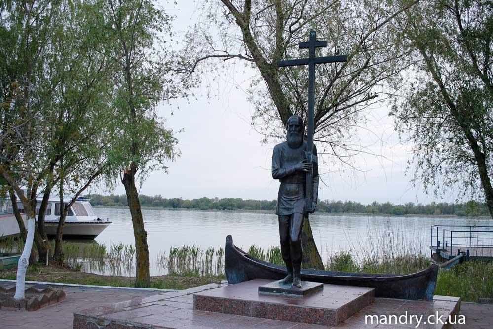 Пам'ятник липованину-старообрядцю