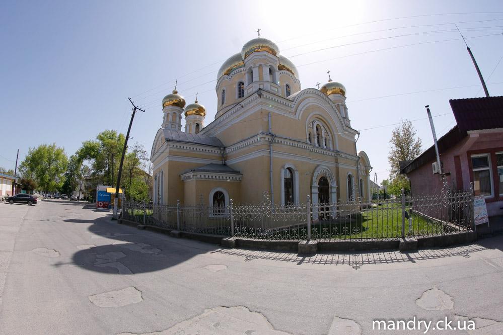 Свято-Миколаївська православна церква Вилкове