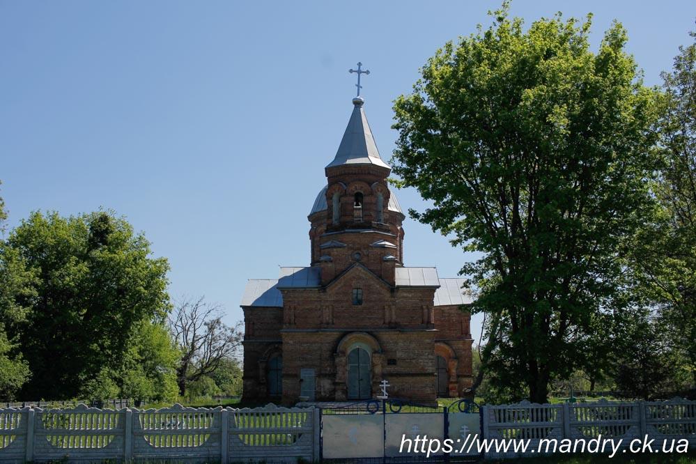 храм село Кримки