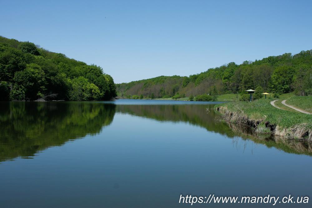 Бондарське водосховище