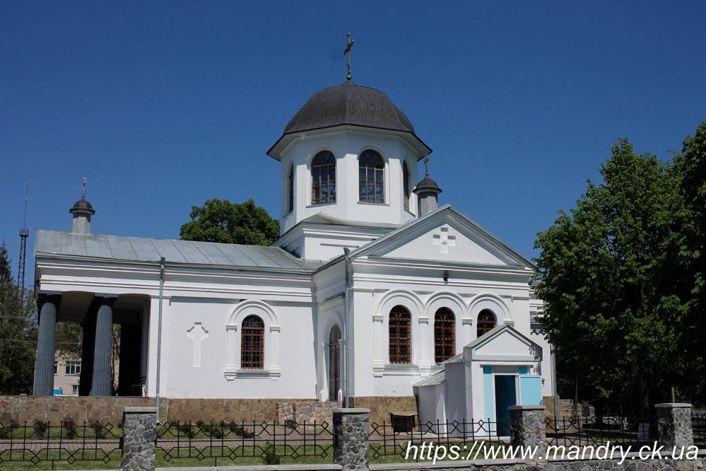 церква село Розумівка