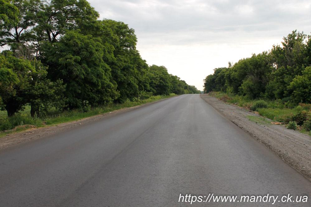 Траса Олександрія - Кременчук - Полтава