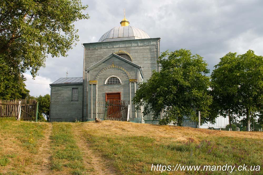 Церква на честь Різдва Іоанна Предтечі в с. Марківка