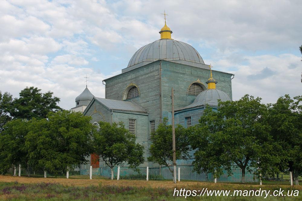 церква с. Марківка 1814 року