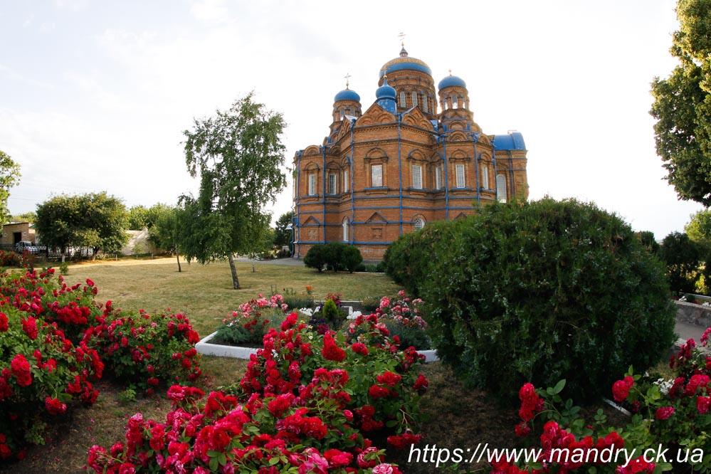 Козельщинський монастир