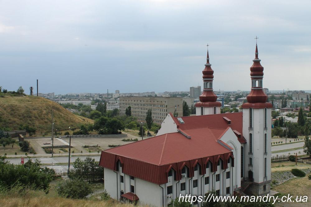 Костел Різдва Пресвятої Діви Марії