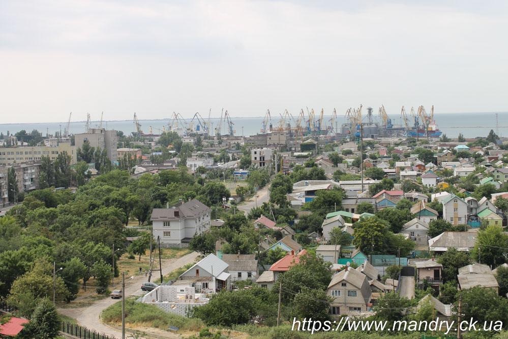 порт в Бердянську