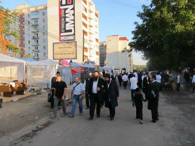 вулиця Пушкіна в Умані