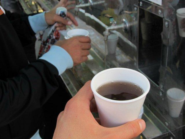 халявна кава