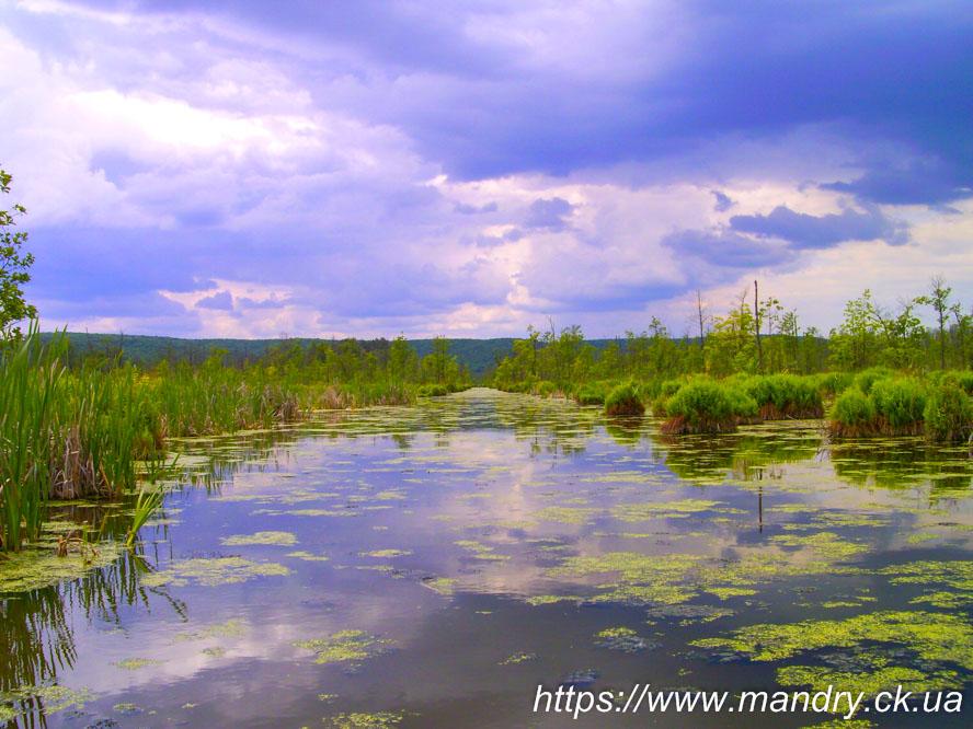 Юрова гора і болото