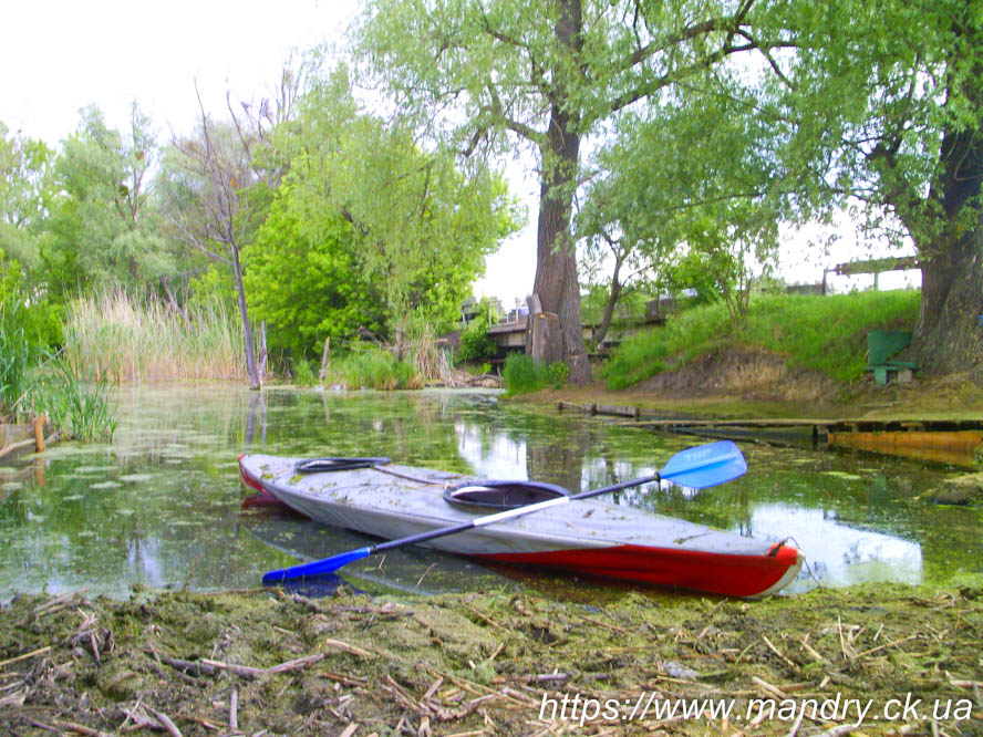 кінець подорожі Байдаркою по Ірдинському болоту