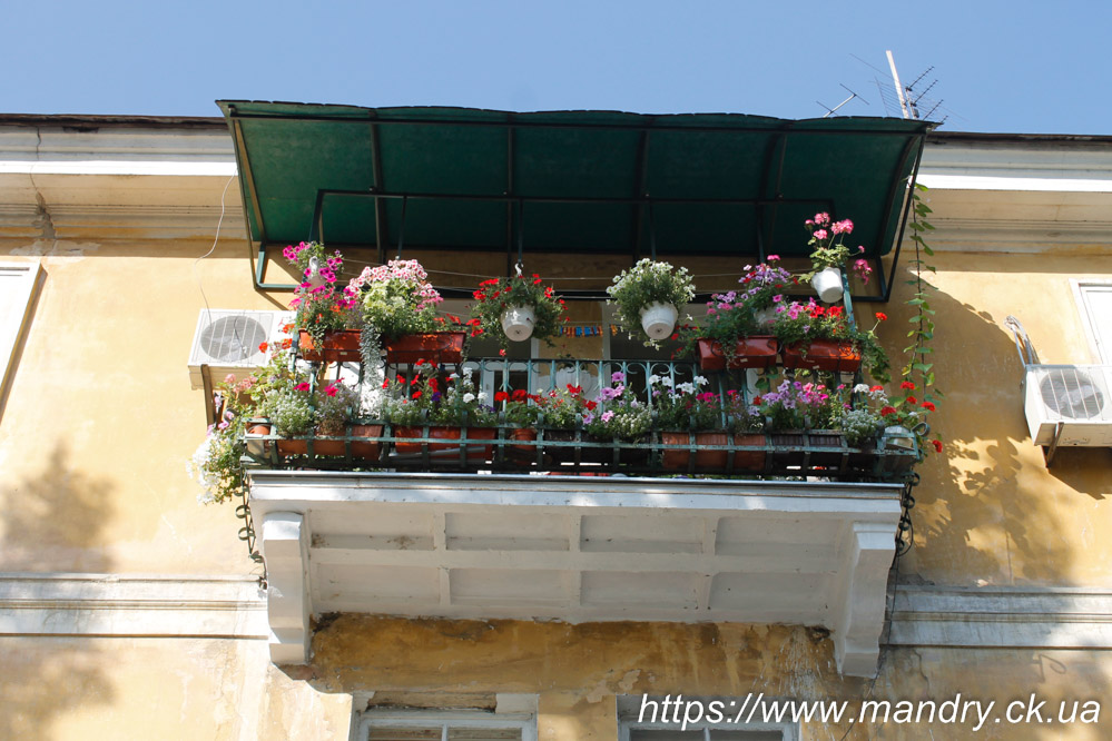 Крюківський балкон