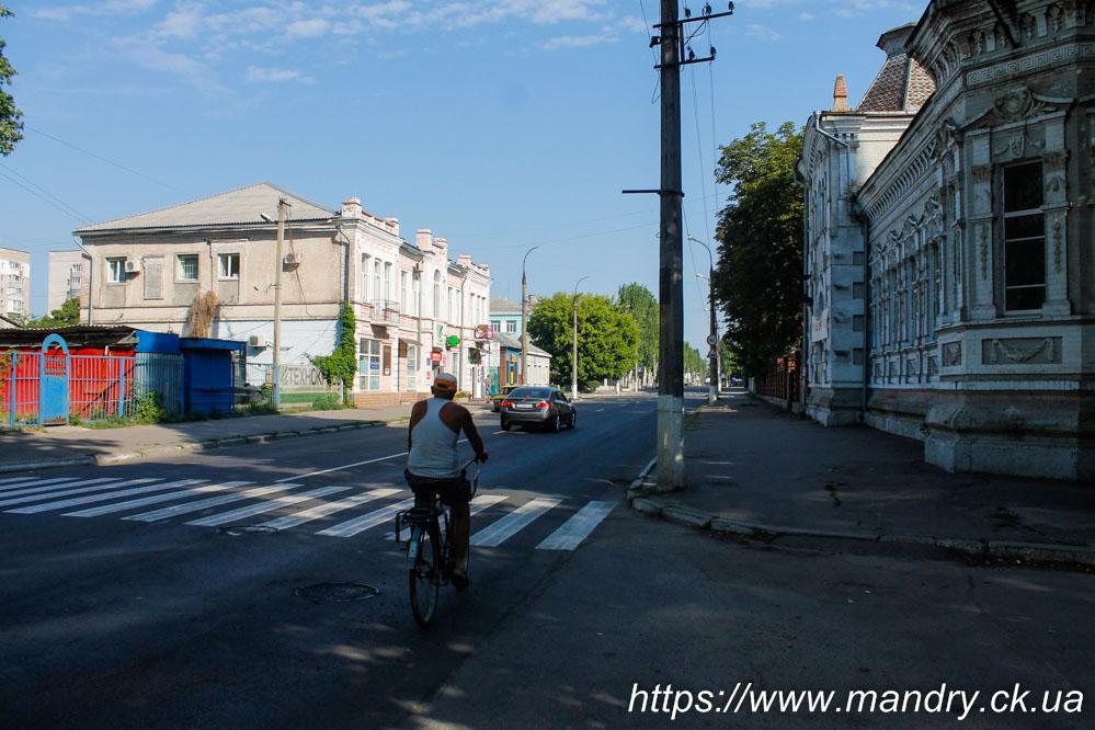 вулиця Приходька Крюків