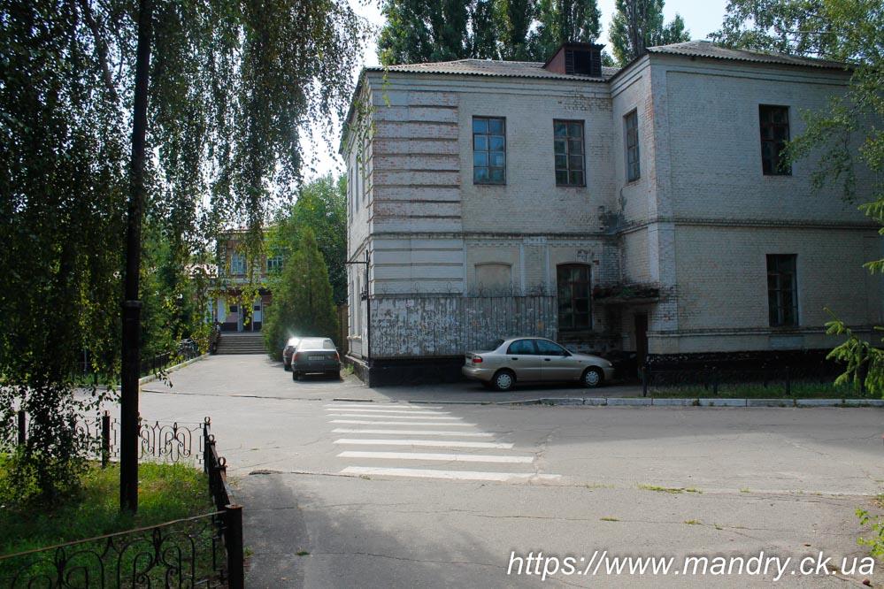 будівлі вагонозаводу