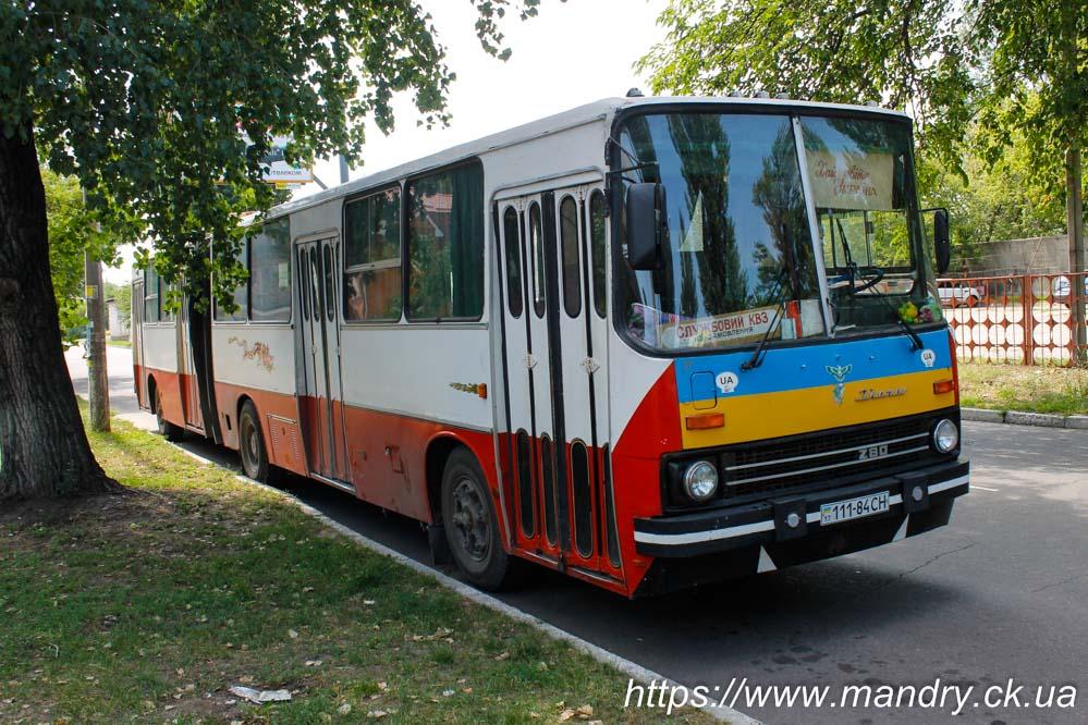 Ikarus 280.33 в Україні