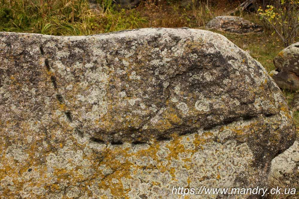 камінь в Богуславі