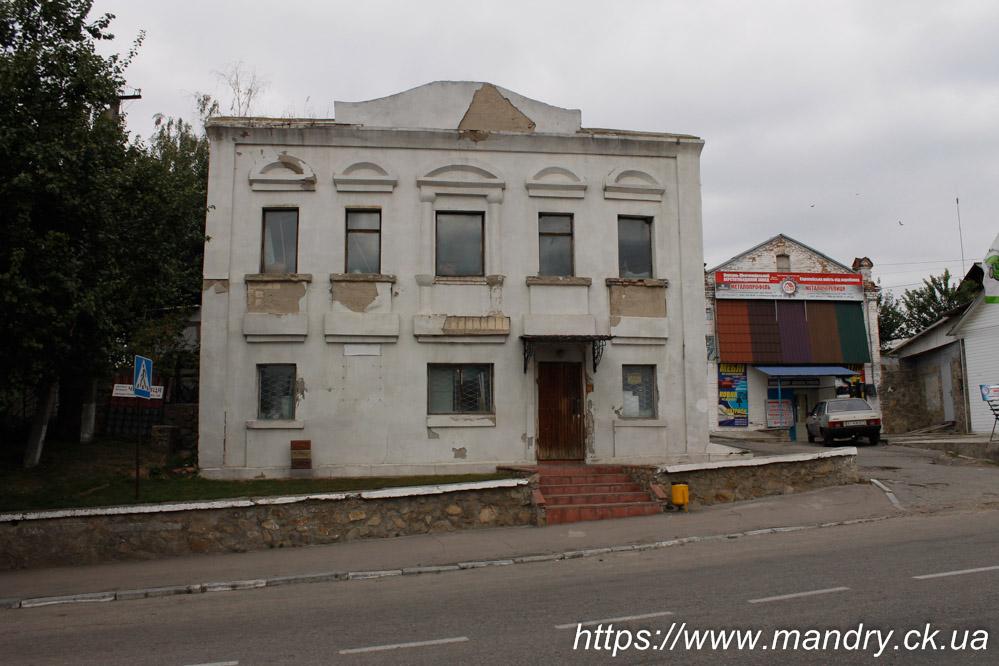 старий будинок в Богуславі