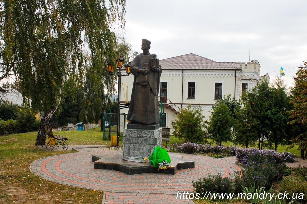 Ярослав Мудрий в Богуславі