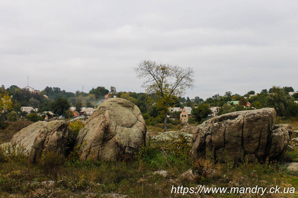 Богуславське гранітне оголення