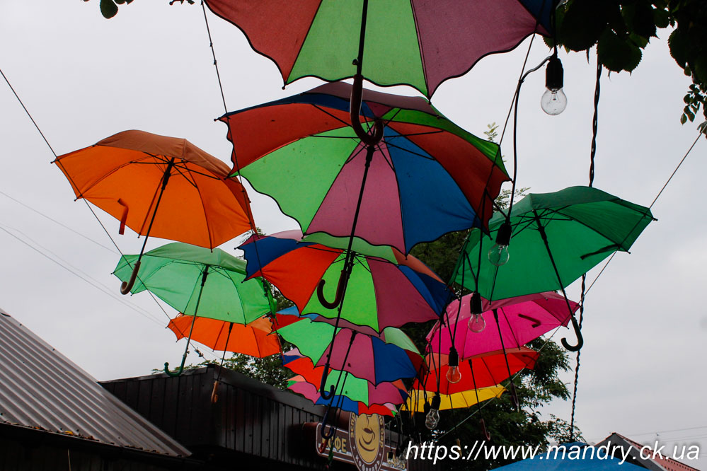 Богуслав парасольки